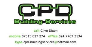 CPD Building Services Ltd