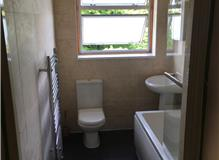 Bathroom refurb in Welling Da16