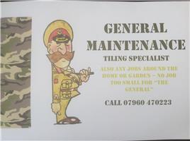 General Maintenance