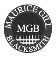 Maurice Gill Blacksmith
