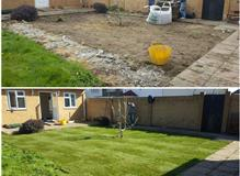 Ted and Son Ltd, garden design, decking, fencing, turf, foundations, ponds, outdoor feature