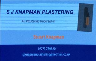 S J Knapman Plastering
