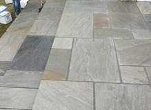 Grey Indian sandstone
