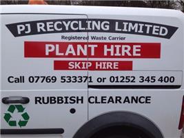 P J Plant Hire & Landscaping