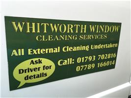 Whitworth Window Cleaning Services