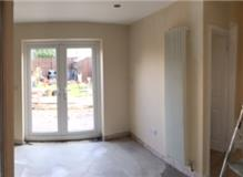 Panoramic view of extension