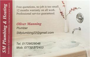 SM Plumbing And Heating