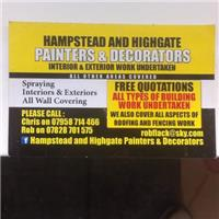 Hampstead & Highgate Painting & Decorators