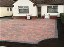 New driveway Woodbridge