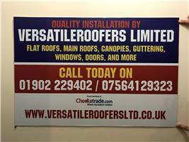 Versatile Roofers Limited