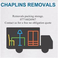 Chaplin's Removals