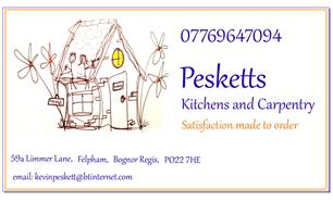 Peskett's Kitchens and Carpentry