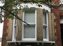 Vertical sliders installation Tulse Hill