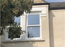 sw18 UPVC SASH WINDOWS