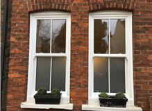 Vertical Sash Sliding Windows