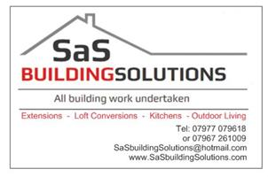 SAS Building Solutions