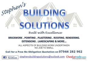 Stephen's Building Solutions