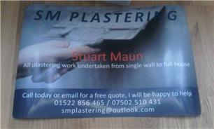 SM Plastering