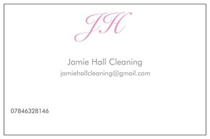 Jamie Hall Cleaning
