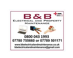 B&B Electrical & Property Maintenance