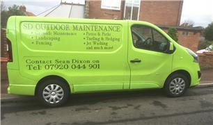 SD Outdoor Maintenance
