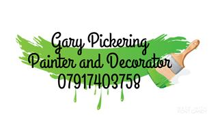 Gary Pickering Painter and Decorator