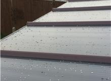 Polycarbonate roof replacement