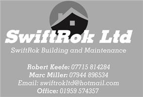 Swift Rok Building & Maintenance Ltd