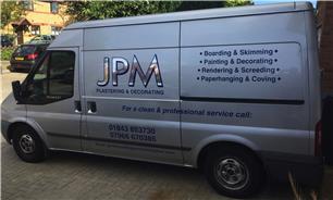 JPM Plastering