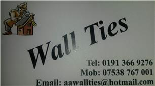 AA Wall Tie Specialists