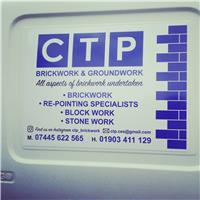 CTP Brickwork & Groundworks