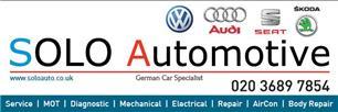 Solo Automotive And Services Ltd