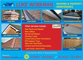 Luke Workman Roofing & Property Maintenance