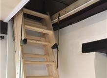 Youngman loft hatch fitted