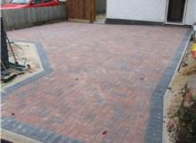 Block paved driveway in Bray, Maidenhead