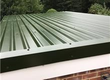 Jai Henderson's roof After our works