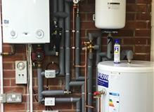 Boiler & Unvented Mains Hot Water