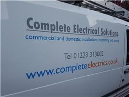 Complete Electrical Solutions Ltd