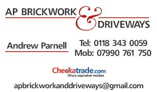 AP Brickwork & Driveways