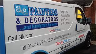 AA Painters & General Handyman