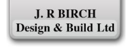 J R Birch Design & Build Ltd