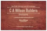 C A Wilson Builders