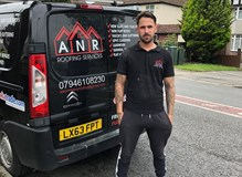 Aaron Owner/founder of ANR