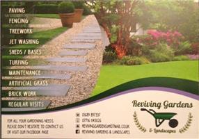 Reviving Gardens & Landscapes
