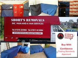 Shorts Removals & Storage