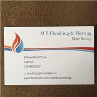 M.S Plumbing and Heating Services