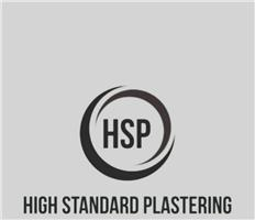 High Standard Plastering