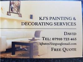 KJ's Painter & Decorators