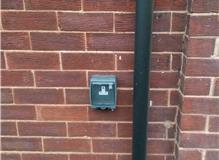 Outside socket