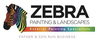 Zebra Painting & Landscapes